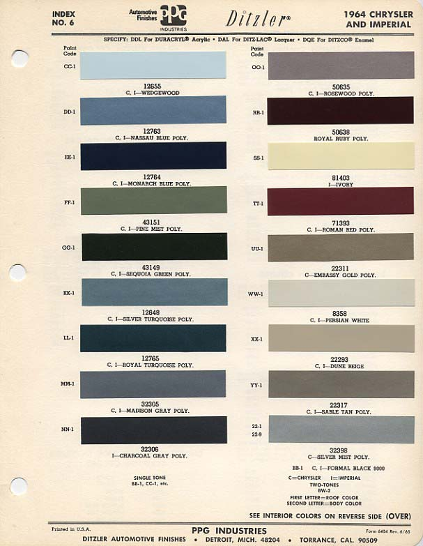Paint Code